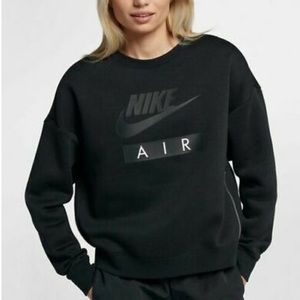 NIKE AIR crew neck sweatshirt